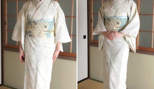 着物で写真を撮るとき、美しく見えるポーズのコツはありますか?